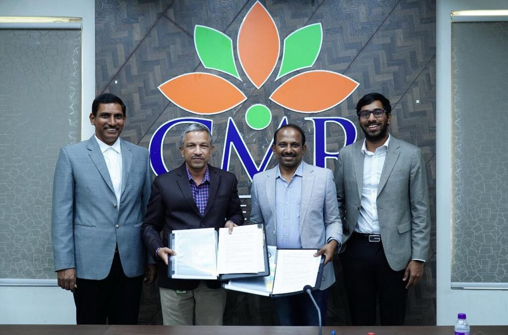 CMR Group of Institutions Training Program on Critical Facility Operations Management under AWS expertise for Engineering students
